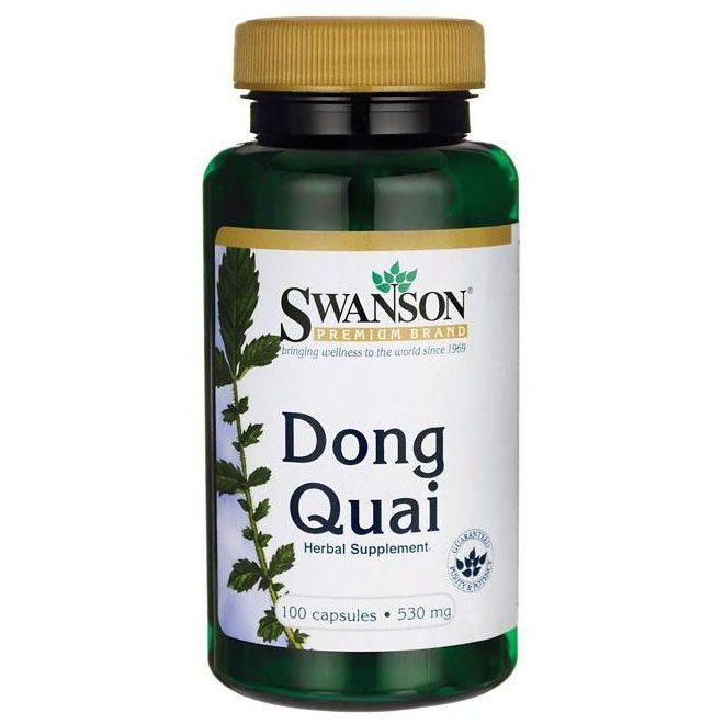 Swanson Dong Quai Root kapszula - 100db