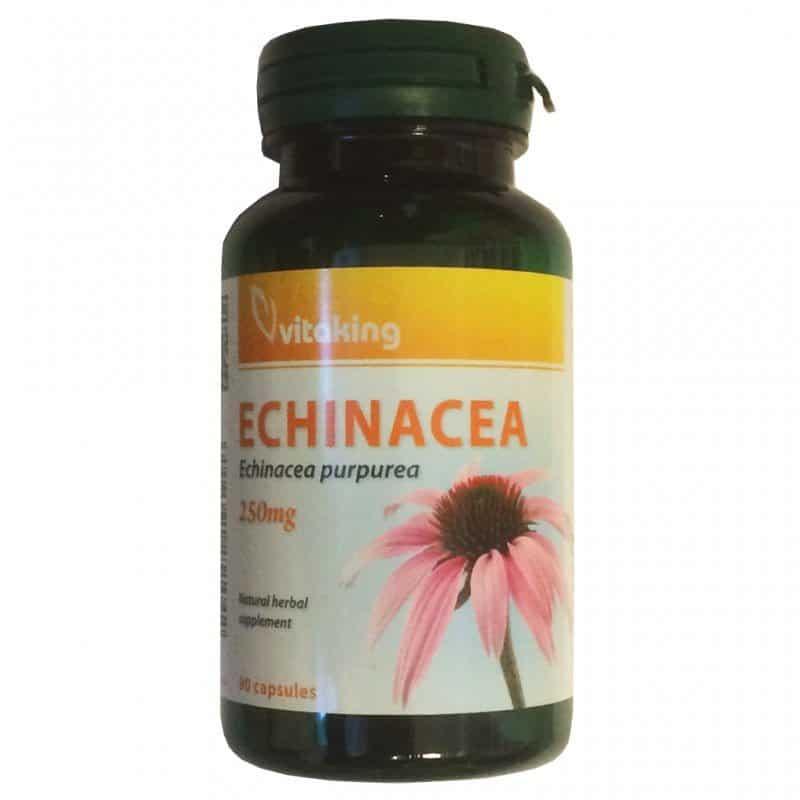 Vitaking Bíbor kasvirág - Echinacea kivonat - 90db