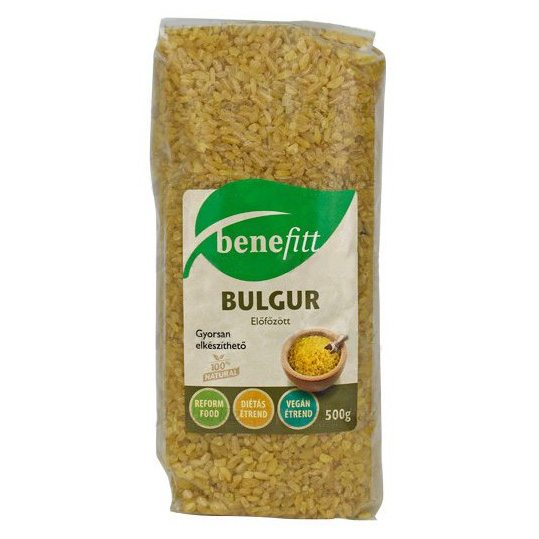 Interherb Benefitt Bulgur - 500g