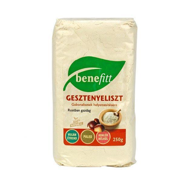 Interherb Benefitt gesztenyeliszt - 250g