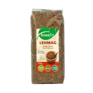 Interherb Benefitt lenmag barna - 250g