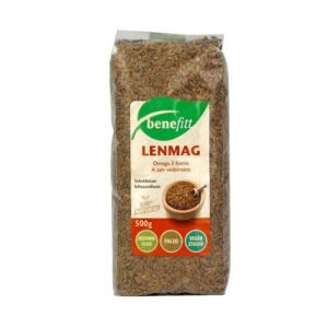 Interherb Benefitt lenmag barna - 500g
