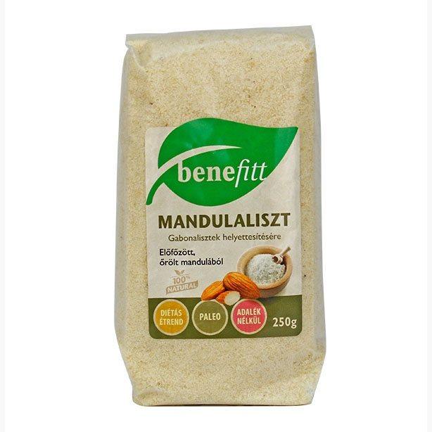 Interherb Benefitt mandulaliszt - 250g