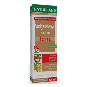 Naturland vadgesztenye krém forte – 100 ml