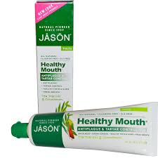 Jasön healthy mouth fogkrém - 119g