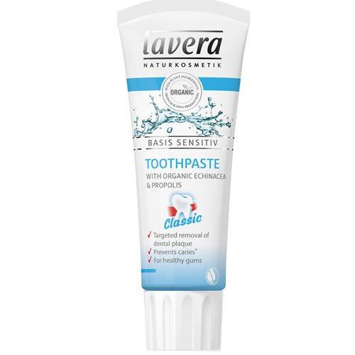 Lavera BASIS echinacea és propolis tartalmú fogkrém - 75 ml
