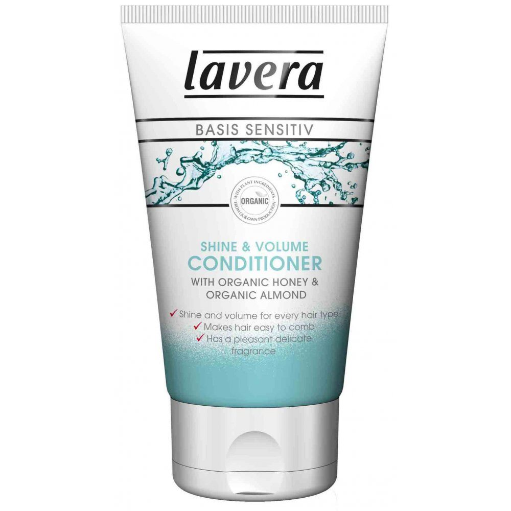 Lavera BASIS hajkondicionáló - 150 ml