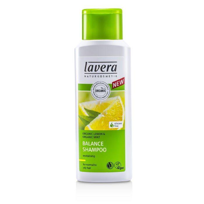 Lavera HAIR balance sampon normál és zsíros hajra - 200 ml