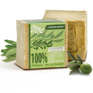 Najel Bio Olíva olajos Aleppo szappan - 170g