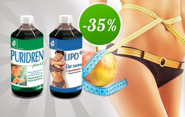 Puridren + Lipo együtt -35% kedvezménnyel!