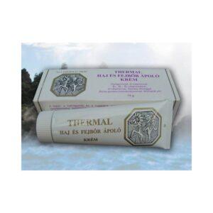 Thermál Haj és fejbőrápoló krém - 75 g