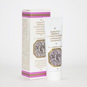 Thermál Harkányi gyógyvíz-bor masszázskrém - 75 g