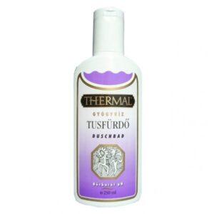 Thermál gyógyvíz tusfürdő - 250 ml