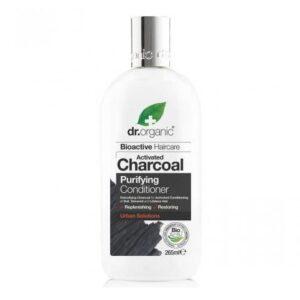 Dr. Organic Charcoal Mélytisztító kondicionáló aktív szénnel - 265ml