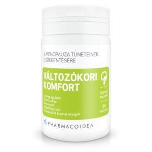 Pharmacoidea Változókori komfort kapszula – 30db