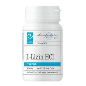 Casa L-lizin HCI italpor - 54g