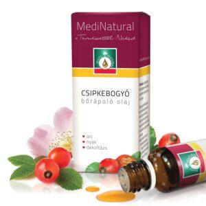 Medinatural Csipkebogyó bőrápoló olaj - 20ml