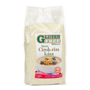 Naturmind Instant cirok-rizs kása - 300g