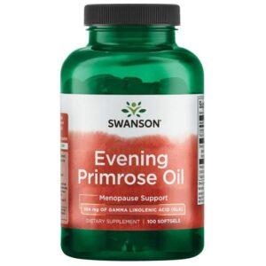 Swanson Ligetszépe olaj lágyzselatin kapszula - 100db