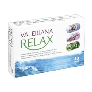 Valeriana Relax kapszula - 30db