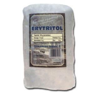 Zukker Erytritol - Eritrit - Eritritol - 1000g