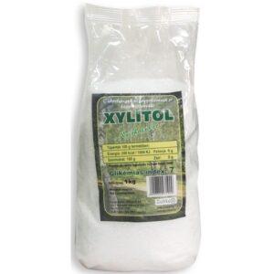 Zukker Xylitol - Xilit - Nyírfacukor - 1000g