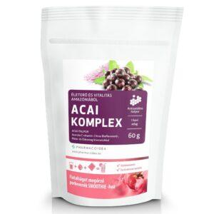 Pharmacoidea Acai komplex italpor – 60g