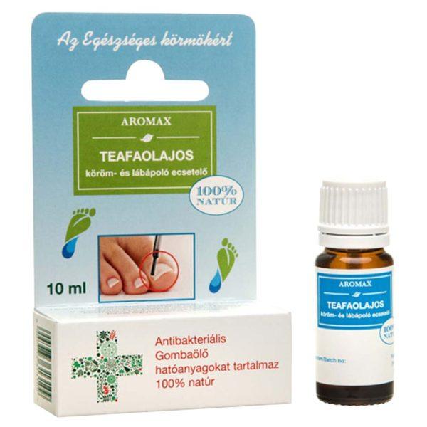 Aromax Teafa olajos körömápoló olaj – 10ml