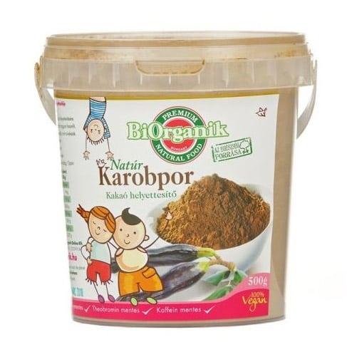 Naturmind Karobpor - 500g