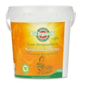 Biorganik Natúr szódabikarbóna mosáshoz - 1000 g