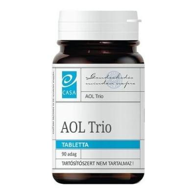 Casa Aol trió aminosav tabletta - 90db
