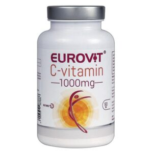 Eurovit C-vitamin 1000mg tabletta - 90db