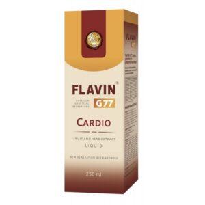 Flavin G77 Cardio szirup - 250ml