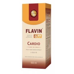 Flavin G77 Cardio szirup - 500ml