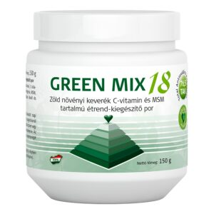 Zöldvér Green Mix 18 por - 150g