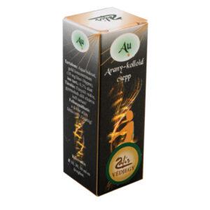 Zafir Arany kolloid cseppek - 10ml
