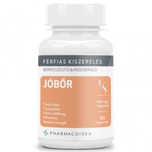 Pharmacoidea Jóbőr - Férfias kiszerelés - 60db