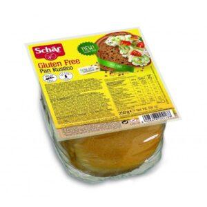 Schär gluténmentes rustico szeletelt kenyér magvas - 250g