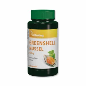Vitaking Zöldkagyló kapszula - 60db