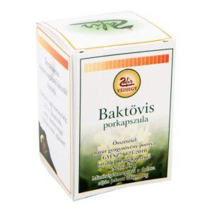 Zafir Baktövis porkapszula - 60db