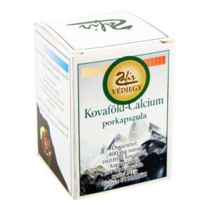 Zafir Kovaföld-Calcium porkapszula - 60db