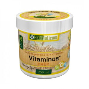 Herbioticum Vitaminos krém - 250ml