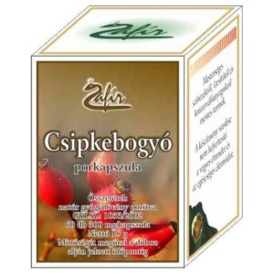 Zafir Csipkebogyó porkapszula - 60db