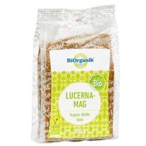 Biorganik bio lucernacsíra mag - 200 g
