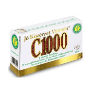 Jó közérzet C vitamin 1000 mg tabletta – 30db