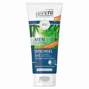 Lavera Men Sensitive tusfürdő és sampon – 150ml
