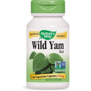 Natures Way Wild Yam kapszula – 100db
