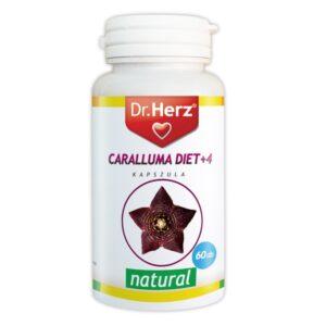 Dr. Herz Caralluma Diet+4 kapszula - 60db