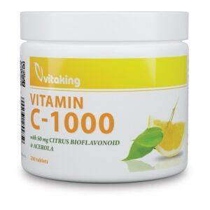 Vitaking C-1000 Bio - 200db