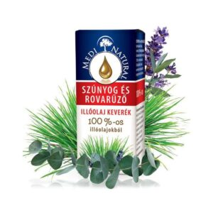 Medinatural Bio illóolaj szúnyog és rovarűző - 10ml